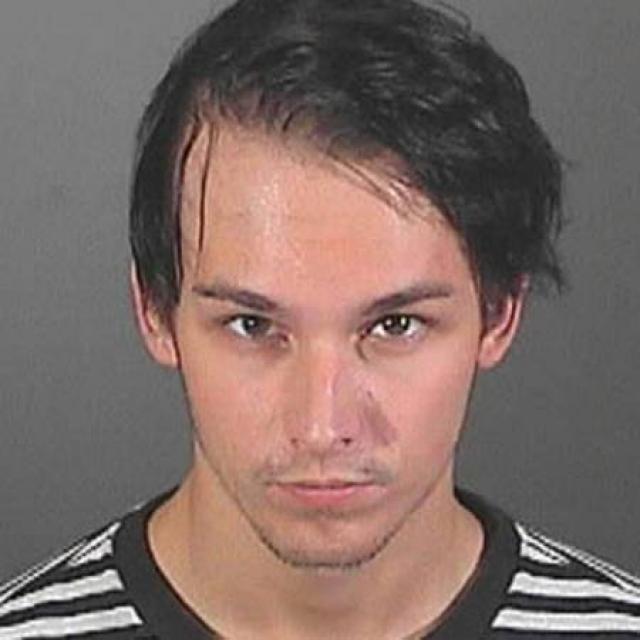 Злоумышленник попал на запись камер видеонаблюдения, благодаря чему его вскоре задержали. 18-летний Николас Пруго предстал перед судом и ответил за свое преступление.
