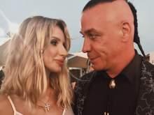 СМИ: певица Светлана Лобода ждет ребенка от лидера Rammstein