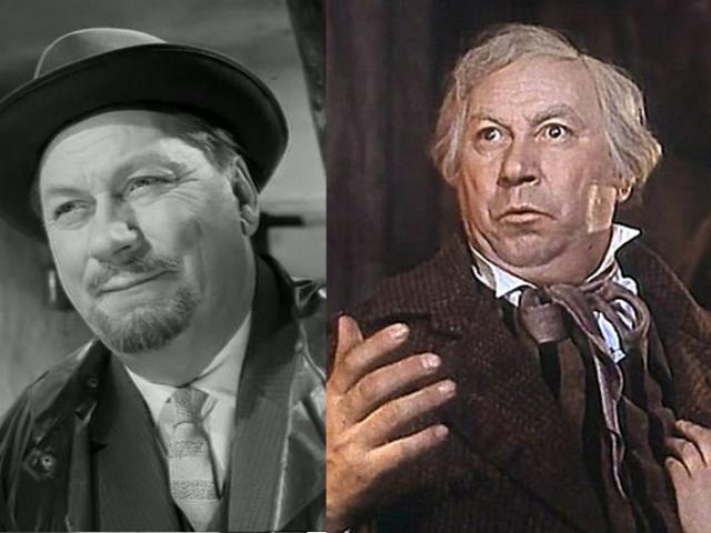 Василий Меркурьев. Актер умер 12 мая 1978 года в Ленинграде, в возрасте 74 лет.