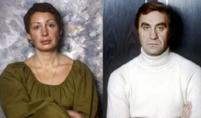 Татьяна Васильева и Анатолий Васлиьев были женаты 10 лет. От первого брака у Татьяны родился сын Филипп, а от второго – дочь Лиза.