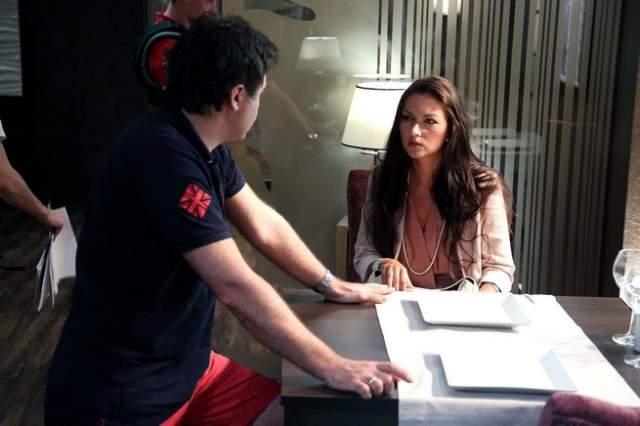 """После """"Не родись красивой"""" Такшину начали приглашать в кино - так, она в 2012 году снялась в нескольких эпизодах сериала """"Кухня"""", а в 2014 году - в """"Давай поцелуемся"""" на украинском телеканале """"1+1""""."""