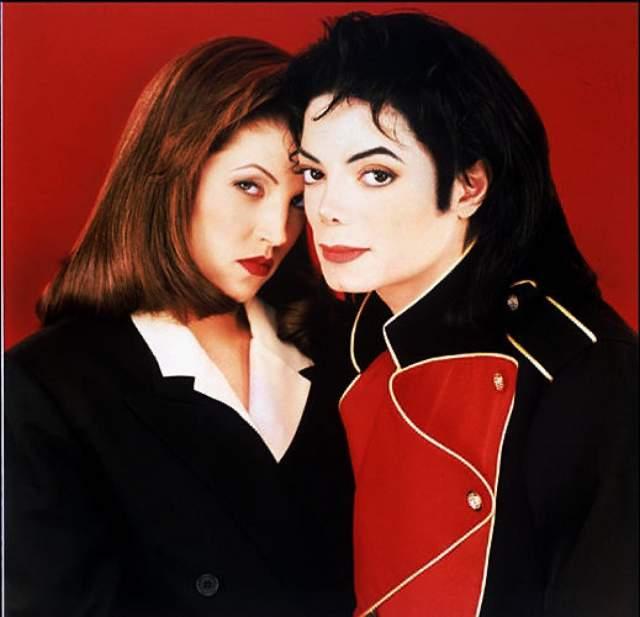 Кстати, Лиза Мария улучшила свой рекорд, поставленный до этого: с Майклом Джексоном ее брак длился девять месяцев.