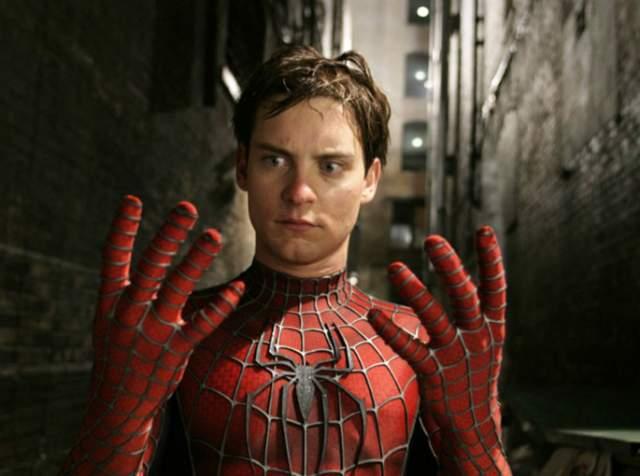 """Тоби Магуайр. """"Человек-паук"""" является одним из самых известных игроманов Голливуда."""