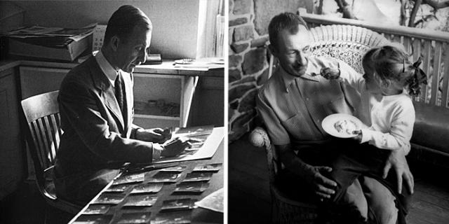 Всего через несколько лет Алексей становится одним из самых авторитетных дизайнеров и фотографов в Европе, определившим подход к дизайну и фотографии.