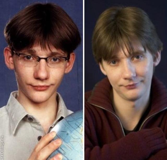 Иван Похмелкин (Данила Вайнштейн). В 2004 году закончил ВТУ им. Щукина, играет в театре.
