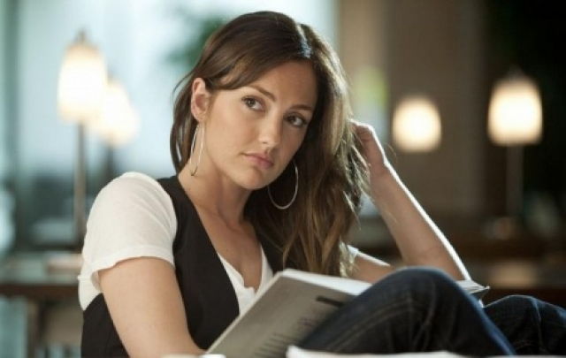 """Минка Келли. В триллере """"Соседка по комнате"""", актриса играет 19-летнюю девушку, будучи в возрасте 31 года."""