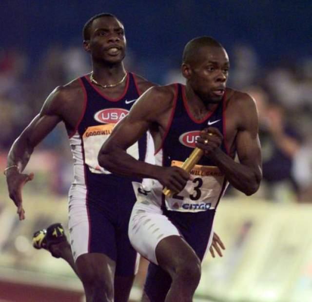 Антонио Петтигрю. Обладатель легкоатлетического золота в эстафете 4х400 на Олимпиаде-2000 признался в употреблении допинга в 2008 году.