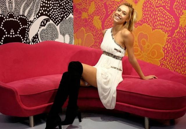 83. Алексис Рен. Модель с миллионым Инстаграмом и контрактами с Calvin Klein, Forever 21 and Victoria's Secret.