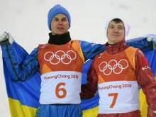 Российский фристайлер обнял украинца на Олимпиаде