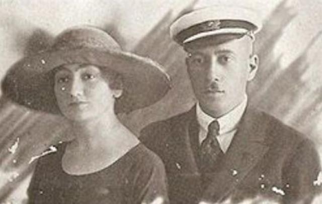 Чеслава Шапска. Эта женщина появилась в Румынии в 1919 году, где вышла замуж за Николая Долгорукого.