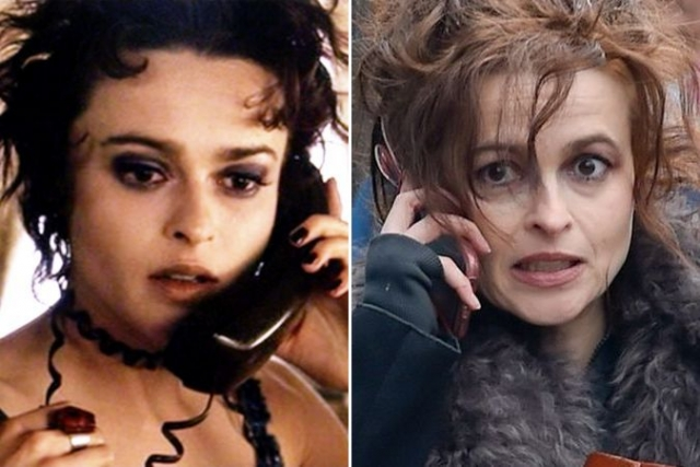 Хелена Бонэм-Картер. Актриса много снималась у супруга, режиссера Тима Бертона, от которого родила сына и дочь.