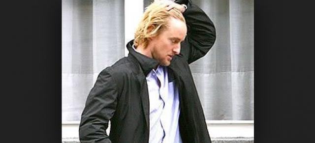 26 августа 2007 года Уилсон в неадекватном состоянии порезал себе вены на руке ножницами и принял некоторое количество таблеток.
