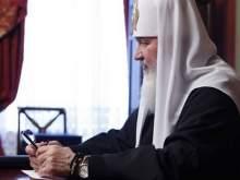 Патриарх Кирилл завел страничку в Instagram