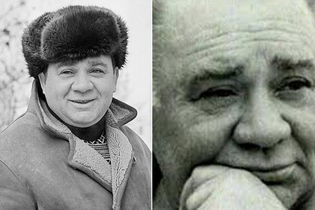 Евгений Леонов. В 1988 году во время гастролей в Германии в результате обширного инфаркта Леонов пережил клиническую смерть и перенес экстренную операцию коронарного шунтирования, находился в коме 16 суток. Вернулся к актерской деятельности через 4 месяца. Скончался 29 января 1994 года, на 68-м году жизни, по причине отрыва тромб.