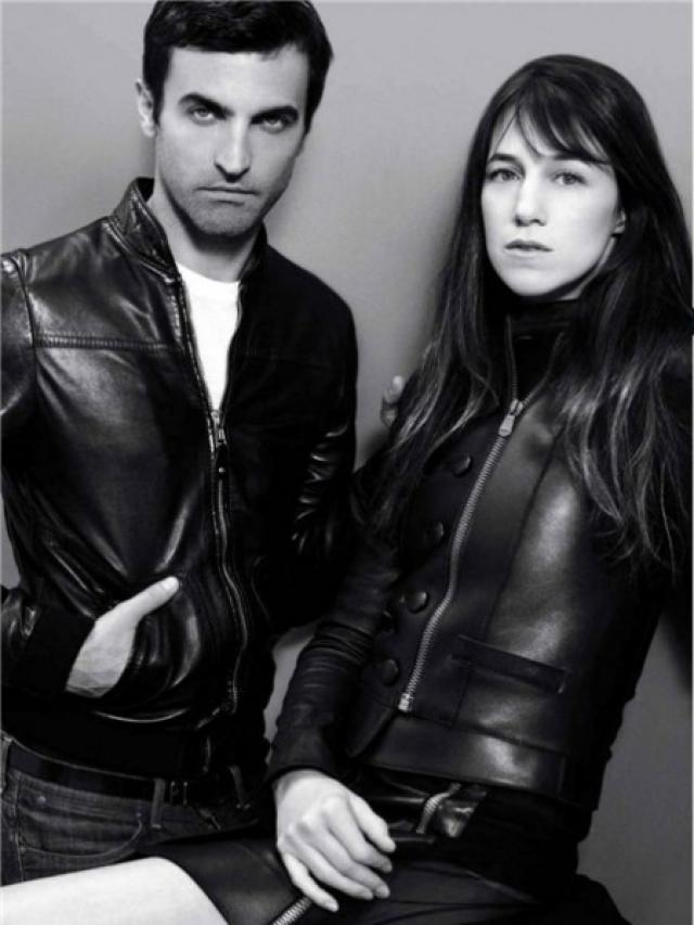 Шарлотта Генсбур. Актриса начала жить с режиссером Иваном Атталем, когда ей было 20 лет, и они продолжают жить бок о бок до сих пор.