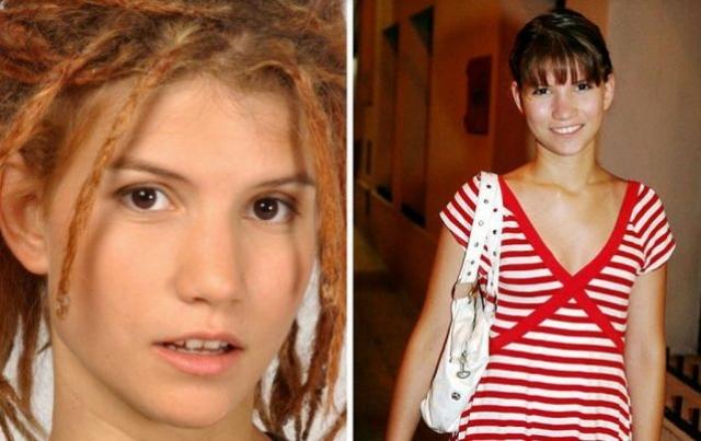 Камила Бордонаба (Мариса). Продолжает актерскую карьеру, снимается в аргентинских сериалах и фильмах, гастролировала с уличным театром.