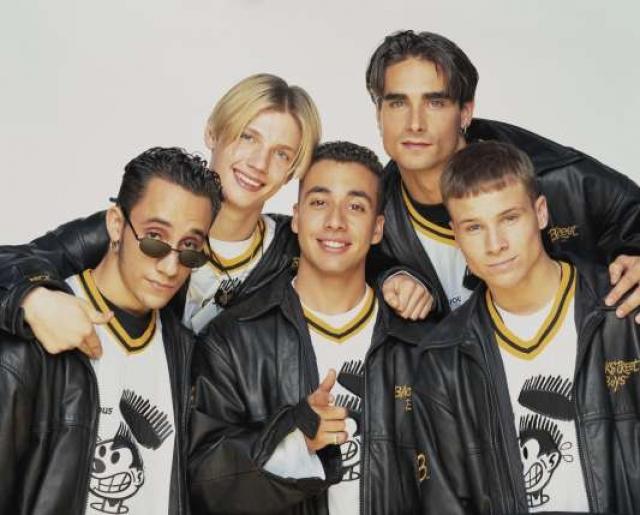 Backstreet Boys. Американский бойз-бэнд был образован 20 апреля 1993 года, а начиная с одноименного дебютного альбома 1996 года, продал около 130 миллионов экземпляров своих записей.
