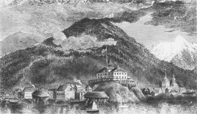 В 1839 году на Аляске жило 823 русских, что было максимальным за всю историю Русской Америки. Именно отсутствие людей сыграло роковую роль. Почти все русские правители на Аляске пытались безуспешно привлечь туда русских переселенцев.