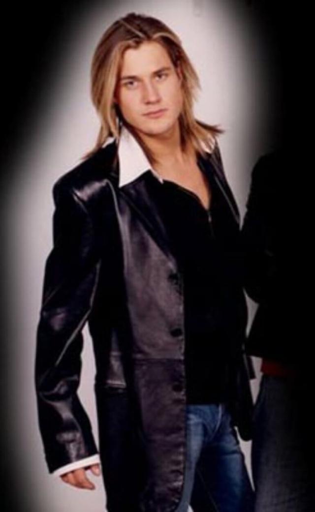 """Леонид Нерушенко. В 2005 году фотомодель и бывший участник группы """"Динамит"""" погиб в аварии."""