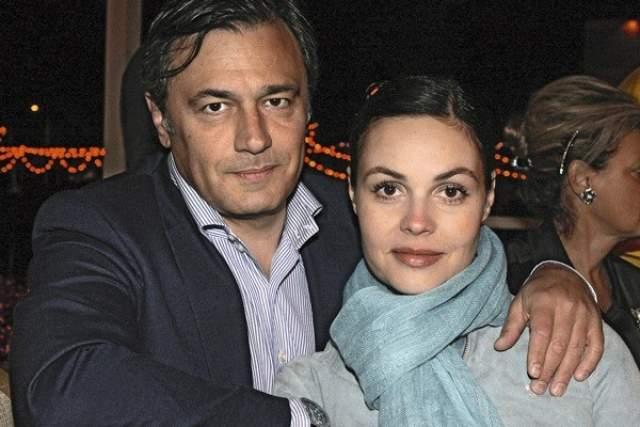 Екатерина Андреева и Душан Перович. Известная телеведущая и сербский бизнесмен живут вместе более 20 лет.