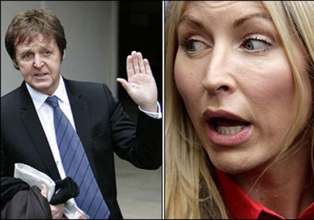 Судебный процесс был крайне тяжелым, бывшая супруга пыталась получить как можно больше, но сэр Пол не хотел уступать.