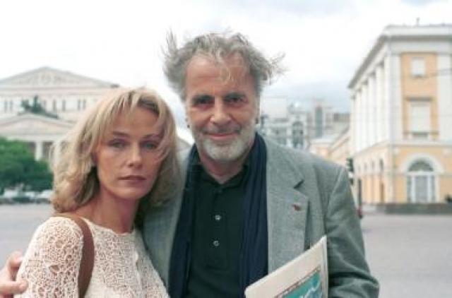 На съемочной площадке картины актриса познакомилась с австрийцем Максимилианом Шеллом – известным режиссером и актером, который исполнял роль царя Петра.