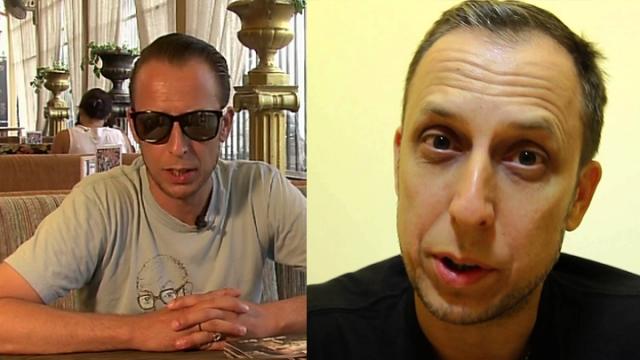 "Александр ""Чача"" Иванов все такой же панк-рокер."