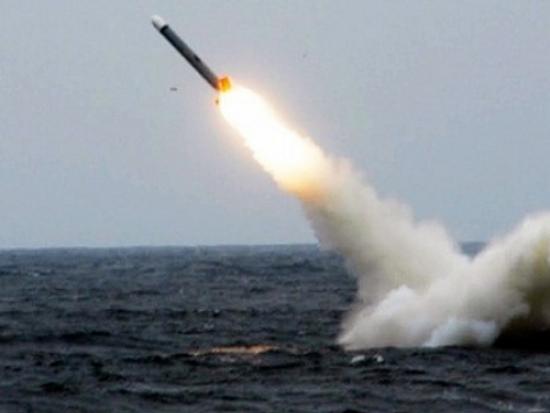 запуски ракет с подводных лодок по игил
