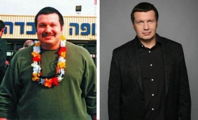 Владимир Соловьев после жизни в Америке, а также ведения бизнеса в России в 1999 году начал карьеру на телевидении.