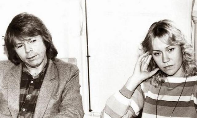 В январе 1981 года Бьорн расстается с Агнетой и женится на телеведущей Лене Калерсо.
