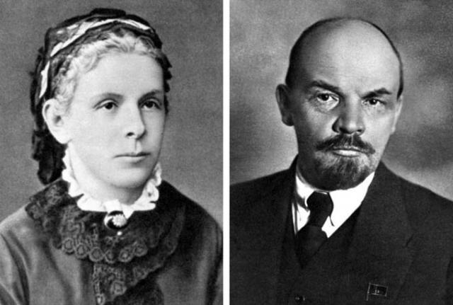 Четверо ее детей стали революционерами. Своего сына Владимира, взявшего псевдоним Ленин она поддерживала в его деятельности.