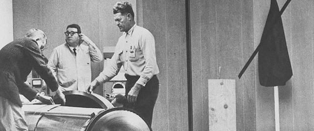 25 мая 1991 года тело перенесли в стандартный четырехместный криостат Alcor. При этом впервые за 21 год Бедфорда осмотрели. Несмотря на то, что тело перенесло множество перевозок, а контейнер много раз переходил из рук в руки, оно осталось невредимым.