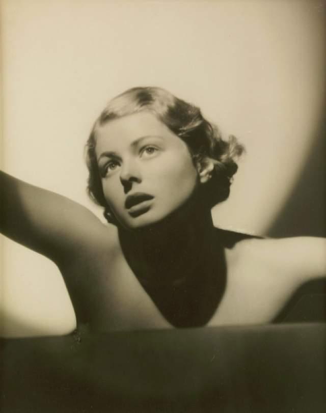Юстус Бергман владел фотомагазином, но по призванию он был художником, потому часто фотографировал свою красавицу-дочь.