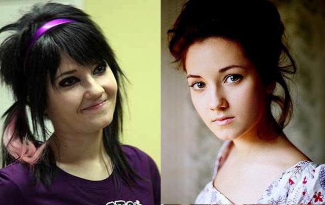 Валентина Лукащук (Анна Носова). Актриса продолжила сниматься в сериалах, вышла замуж за архитектора.