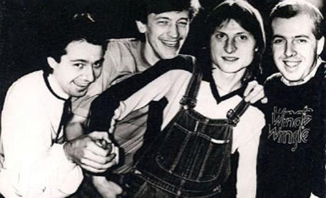 Сергей Галанин и группа Гулливер.