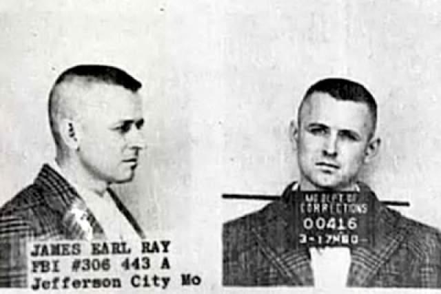 Согласно материалам следствия, Рей якобы застрелил Мартина Лютер Кинга из соседнего здания, но ни навыков для такого выстрела, ни даже винтовки у названного убийцы не было.