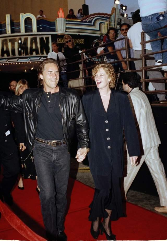 Правда, через полгода Джонсон и Гриффит развелись. А второй раз поженились в 1989 году, и прожили вместе уже семь лет.