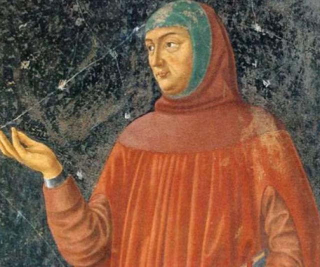 В возрасте 21 года Франческо случайно встретил молодую женщину Лауру, которой посвящены все его стихотворные творения.