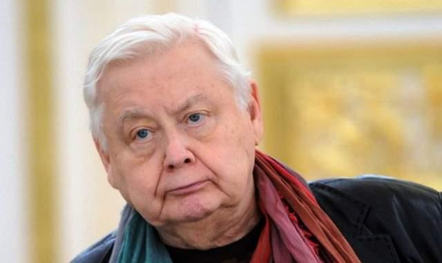 Олега Табакова экстренно госпитализировали и прооперировали в Городской клинической больнице №1 имени Пирогова в Москве совсем недавно.
