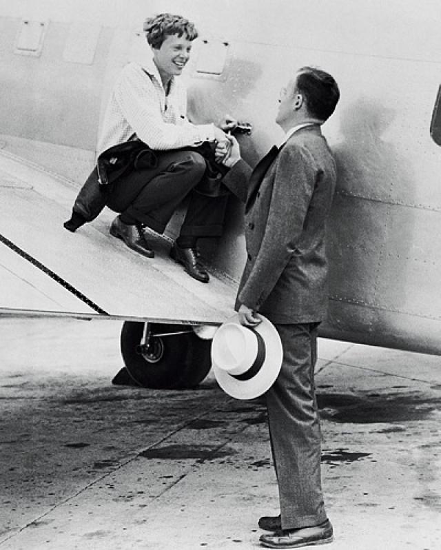 Не найдя никаких следов летчицы, власти объявили 2 июля 1937 года датой ее гибели.
