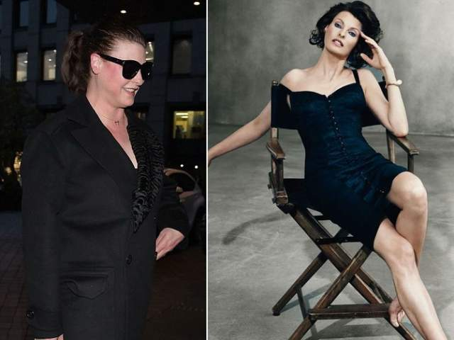 """Недавно ее сфотографировали на балконе отеля в Сиднее, куда звезда прилетела, чтобы занять место судьи в шоу """"Australia's Next Top Model"""", и в женщине было трудно узнать прежний эталон красоты."""