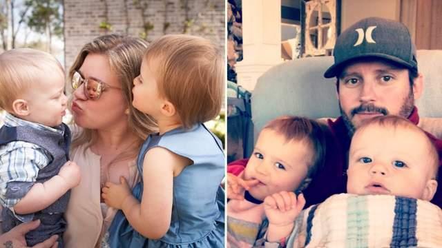В 2013 году Кларксон вышла замуж, родила одного за другим двоих детей и набрала больше 20 кг.