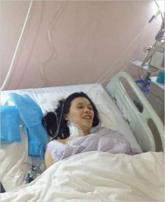 В 2008 году на Параолимпийских играх в Пекине Сань Лань несла Олимпийский огонь, а позже даже смогла родить сына.