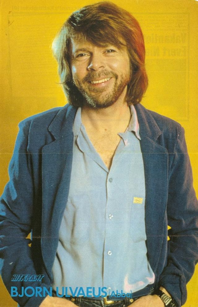 Со временем Бьорн несколько отошел от музыки и начал больше времени уделять общественной деятельности.