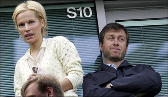 Роман и Ирина Абрамович. Развод бывшей стюардессы и губернатора Чукотки стал самым дорогим в истории бракоразводных процессов.