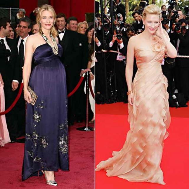 """Кейт Бланшетт. Актриса всего через неделю после родов посетила мероприятие """"Австралия-2020""""!"""