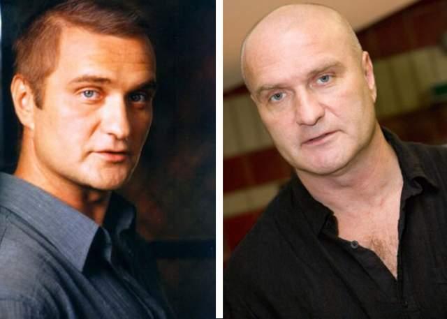 Александр Балуев. Актер активно работает в антрепризах, сотрудничает с театром Ленком, много снимается.