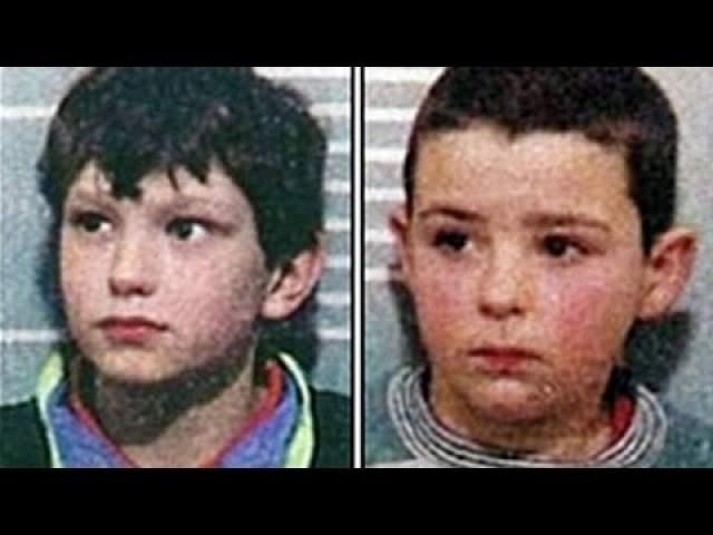 10-летних убийц нашли благодаря видеозаписи с камеры наблюдения. Преступники получили максимальный для их возраста срок - 10 лет, что крайне возмутило общественность и мать жертвы. Более того, в 2001 году они были выпущены на свободу и получили документы на новые имена.