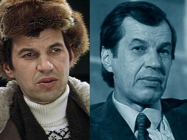 Георгий Бурков. Актер неудачно сломал ногу. Хоть операция и прошла успешно, но через два дня артист умер, диагноз - тромбоэмболия. Это случилось 19 июля 1990 года.