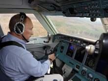 СМИ рассказали об авиакатастрофе, в которой чуть не разбился Путин